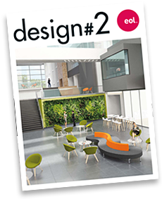 A photo of the EOL Furniture 2016 brochure
